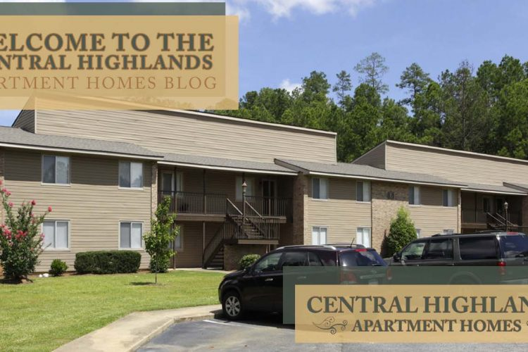 Welcome to the Central Highlands Apartments Blog