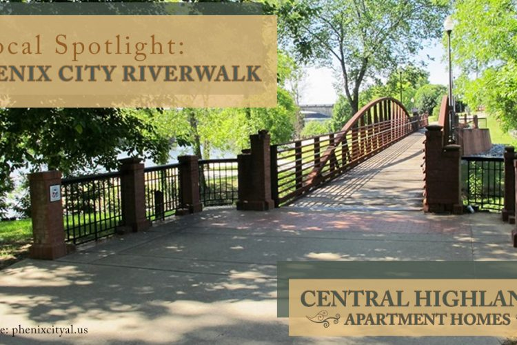 Local Spotlight: Phenix City Riverwalk