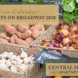 Market Days on Broadway 2020