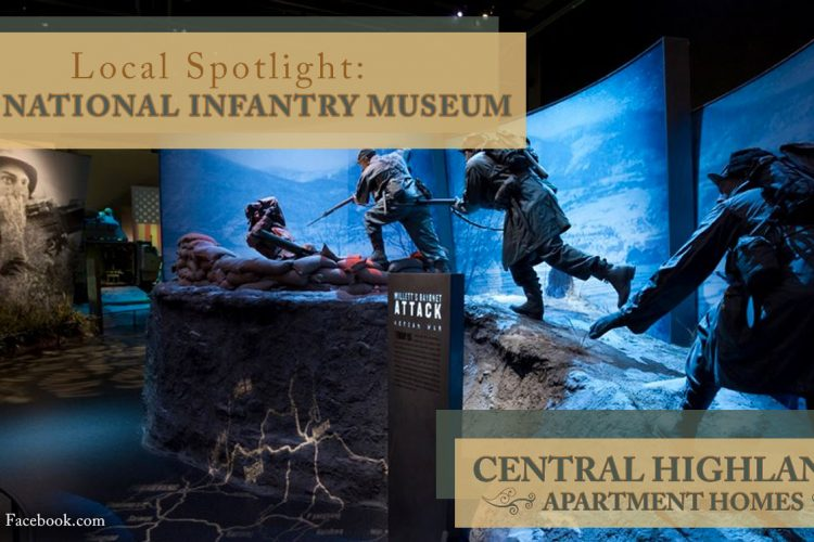 Local Spotlight: The National Infantry Museum
