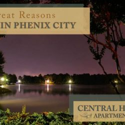 great reasons to live in Phenix City
