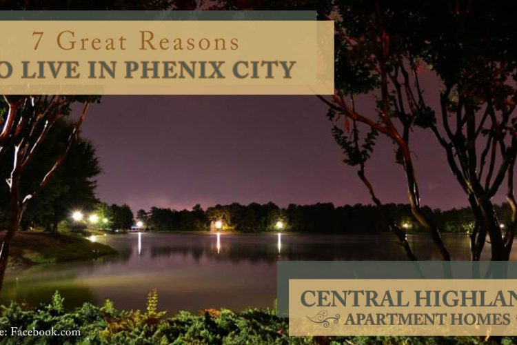 7 Great Reasons to Live in Phenix City