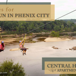 Places for Summer Fun in Phenix City