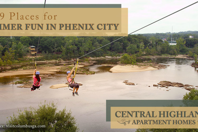9 Places for Summer Fun in Phenix City