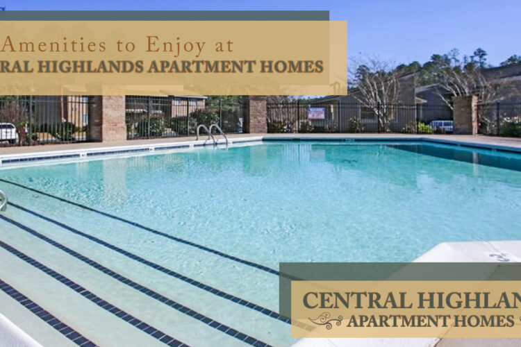10 Amenities to Enjoy at Central Highlands Apartment Homes