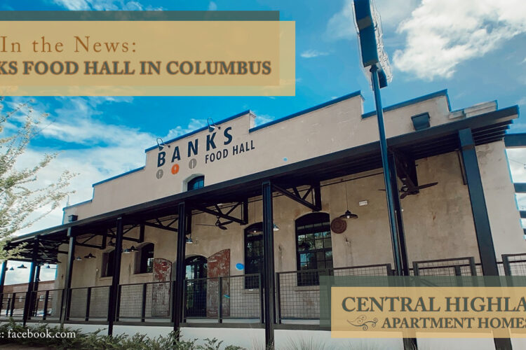 In the News: Banks Food Hall in Columbus