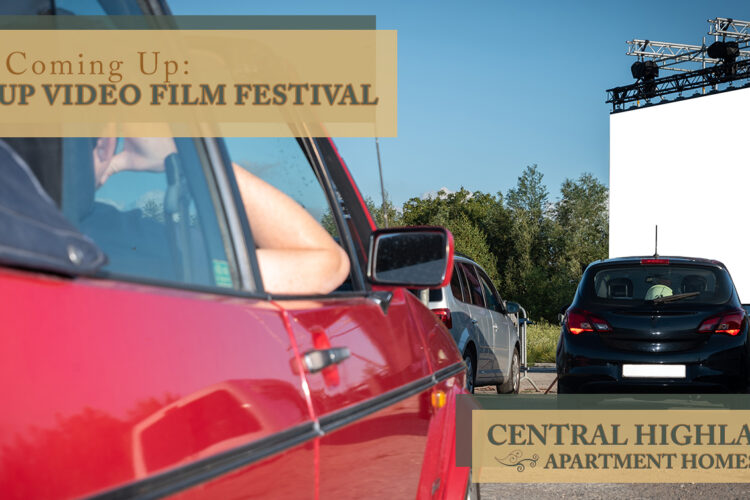 Coming Up: Pop Up Video Film Festival