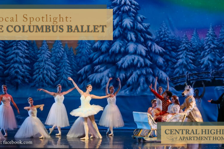 Local Spotlight: The Columbus Ballet
