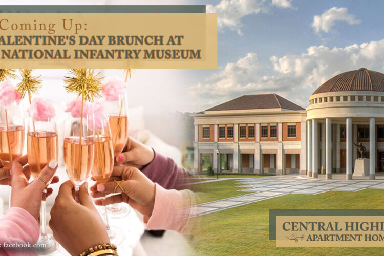Coming Up: Galentine's Day Brunch at the National Infantry Museum