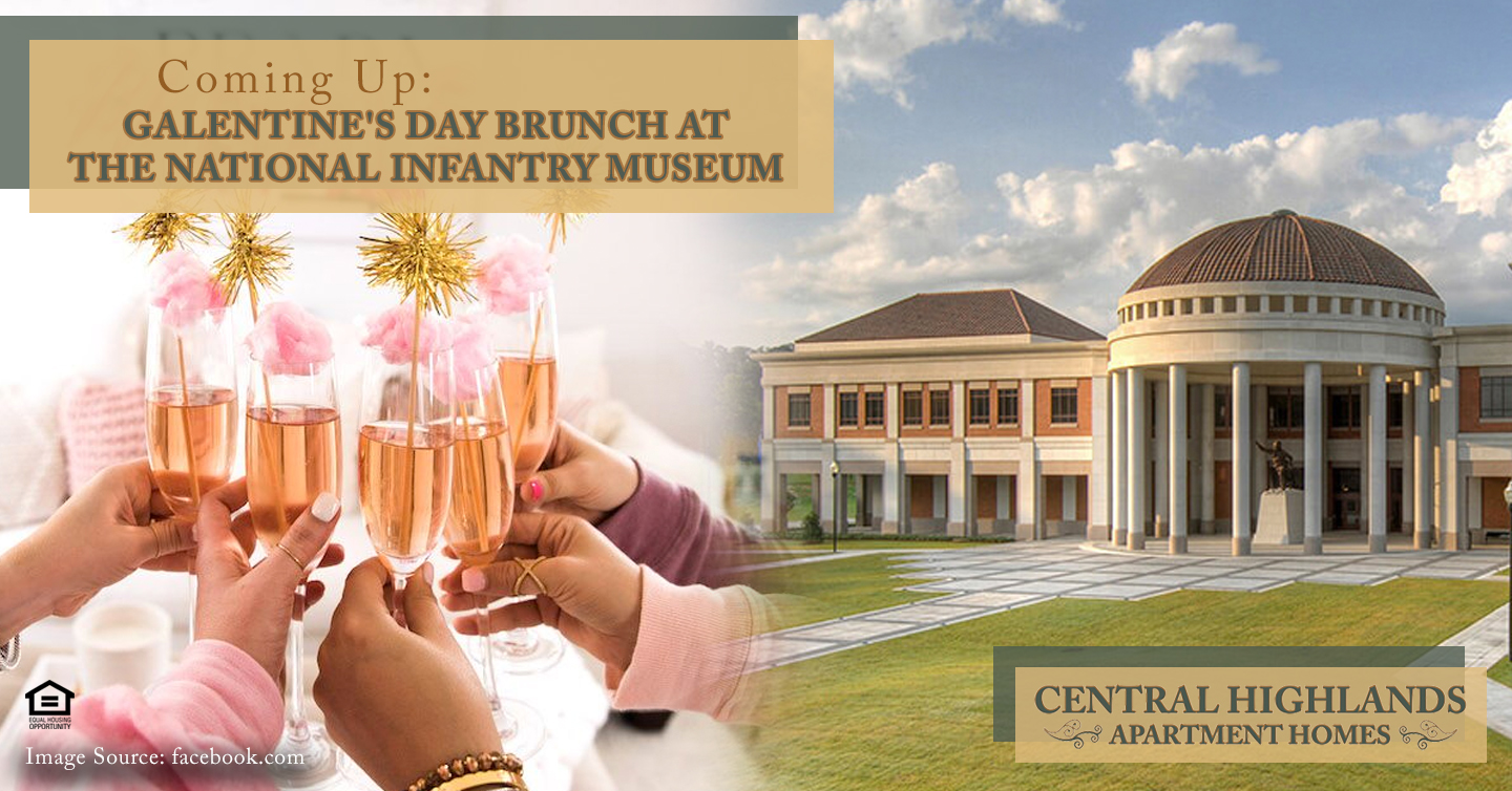 Galentine's Day Brunch at the National Infantry Museum